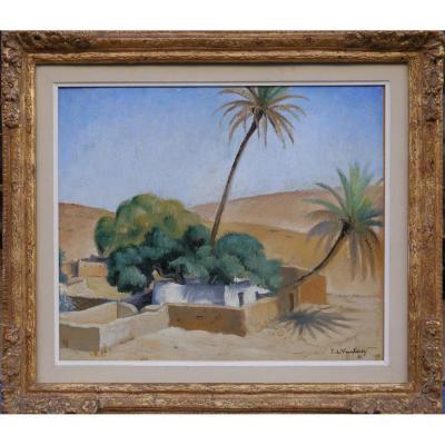 Pierre De Vaucleroy (1892-1980), Marabout De Sidi Bou Jenen