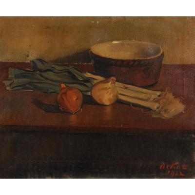 De Kat A.p. - Nature Morte (1881-1968)