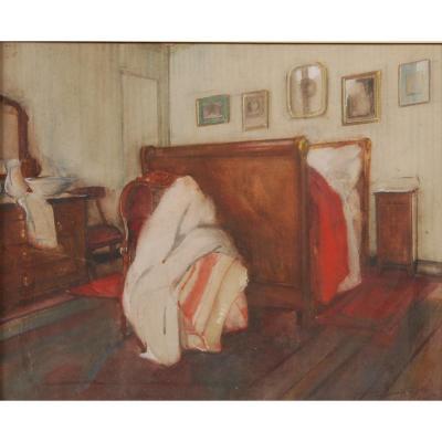 Van Sevenberghe Georges - La Chambre (1877-1968)