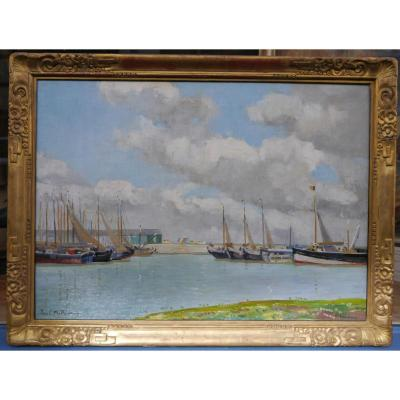 Paul Mathieu (1872-1932), Port