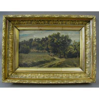 2 Petits Paysages, Barbizon – Forêt De Fontainebleau