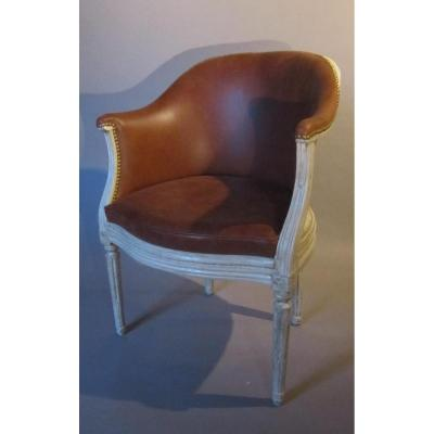 Office Chair Louis XVI