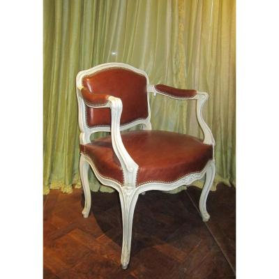 Office Chair, Probably An Architect, Louis XV Period