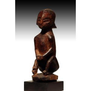 Statuette M'bala (?). Congo