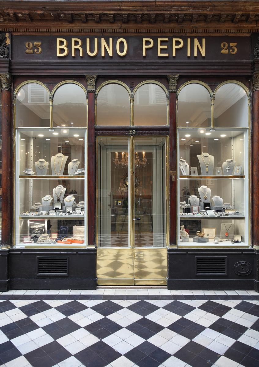 Galerie Bruno Pepin