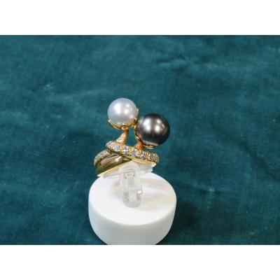 Boivin Pearls Ring