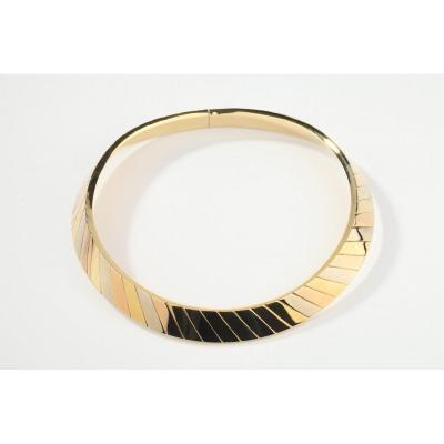 Torque Fred Necklace
