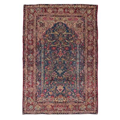 Carpet - Tehran (iran) Around 1880 Shah Period - 19 Eme