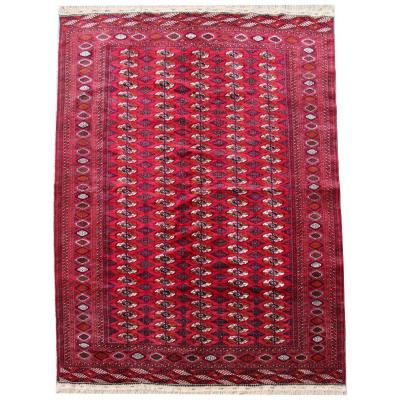 Russian Boukara Carpet Large Dimension Extra Fine Quality 20th