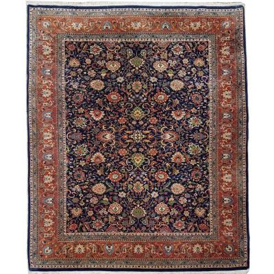 Kork Wool Bidjar Rug - The Shah Period Around 1930 Iran