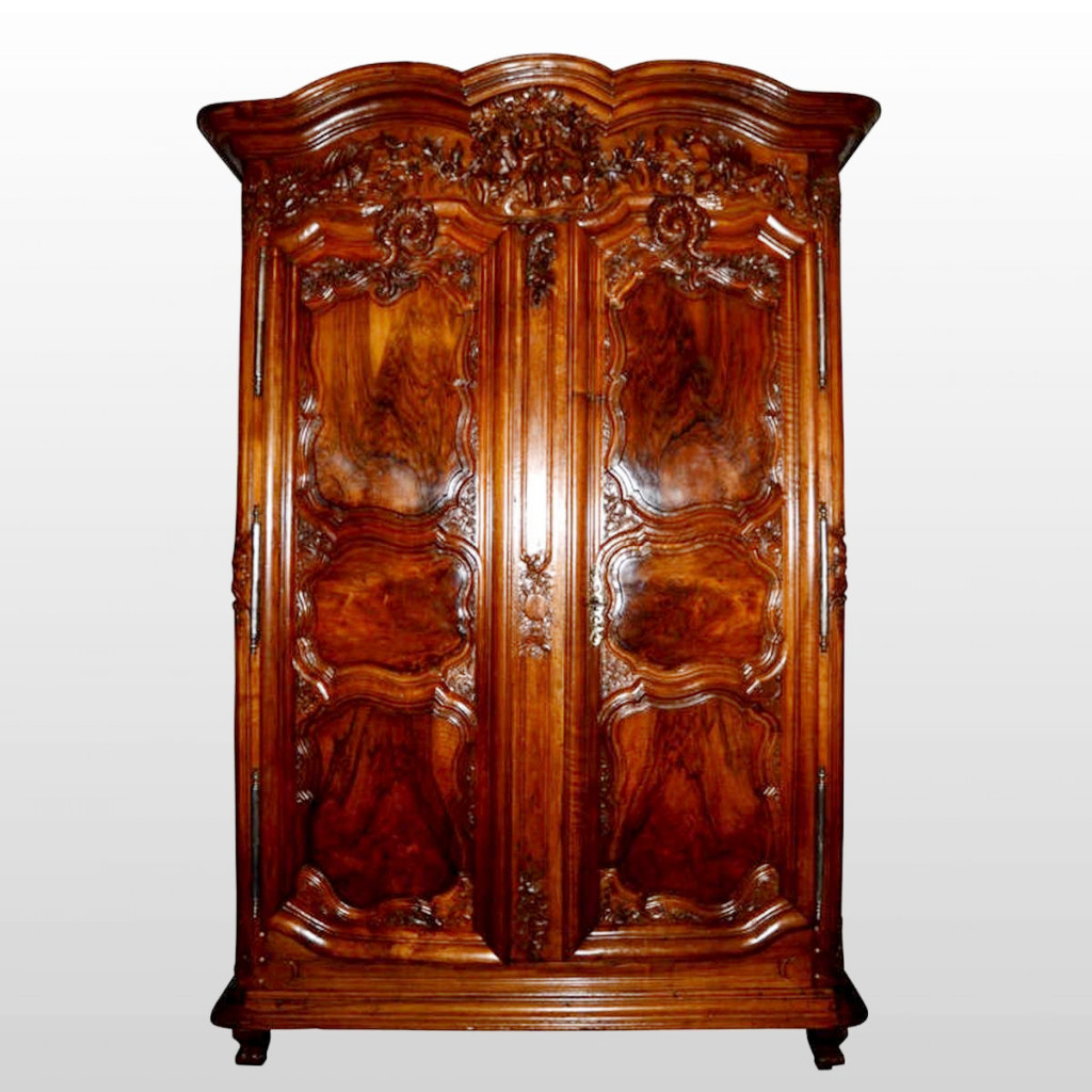 armoire style ancien fashion designs. Black Bedroom Furniture Sets. Home Design Ideas