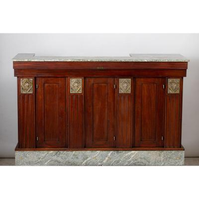 Art Deco Period Counter
