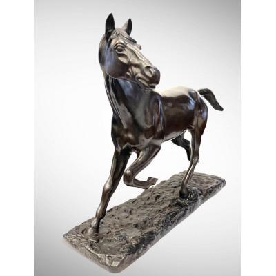 Horse By Irénée Félix René Rochard (1906-1984)