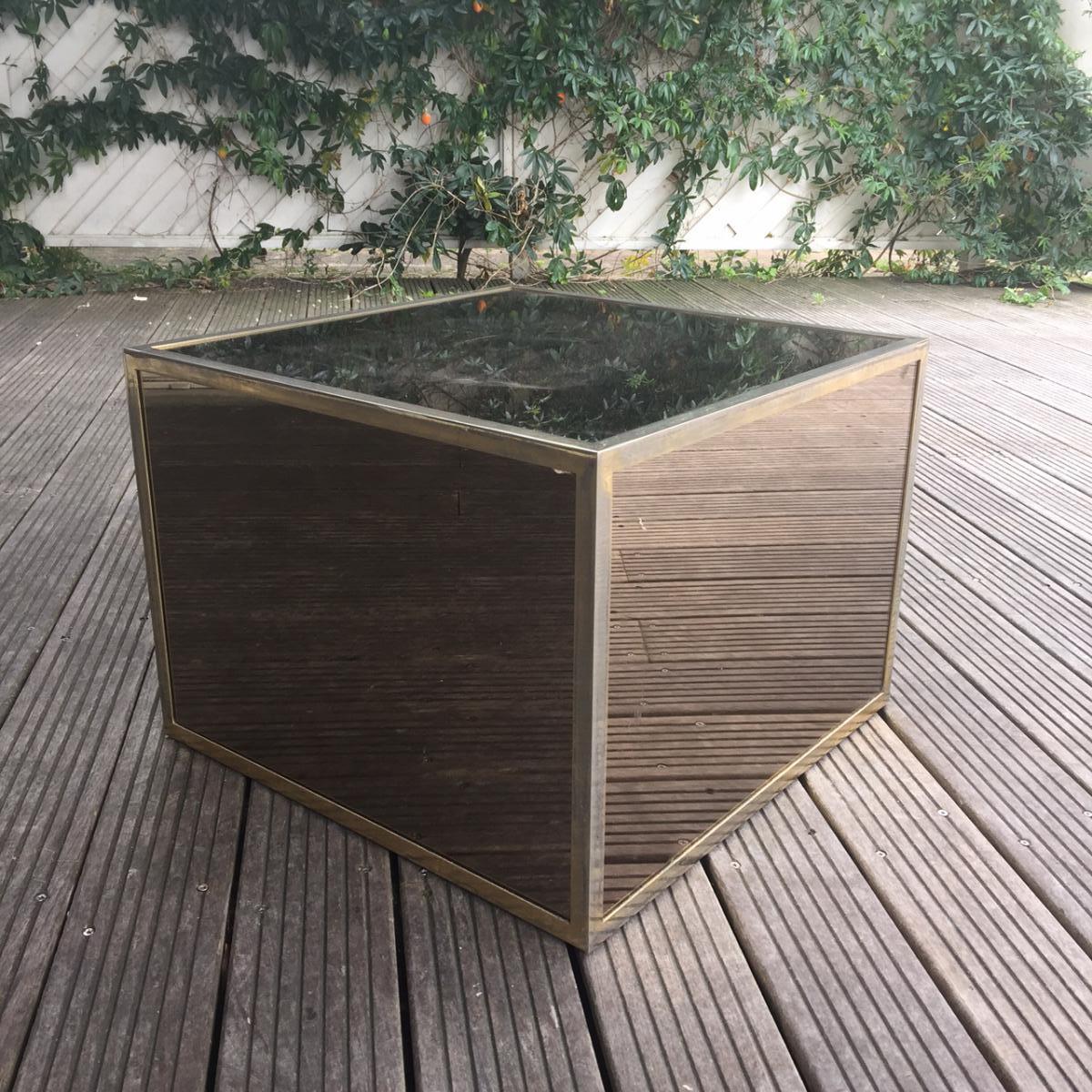 Cube En Glace Cf Jansen Vers 1970