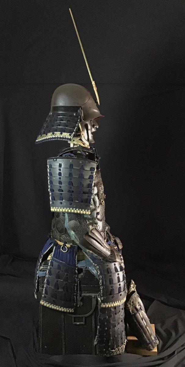 Tatami Do Gusoku,armure samourai japon-photo-4