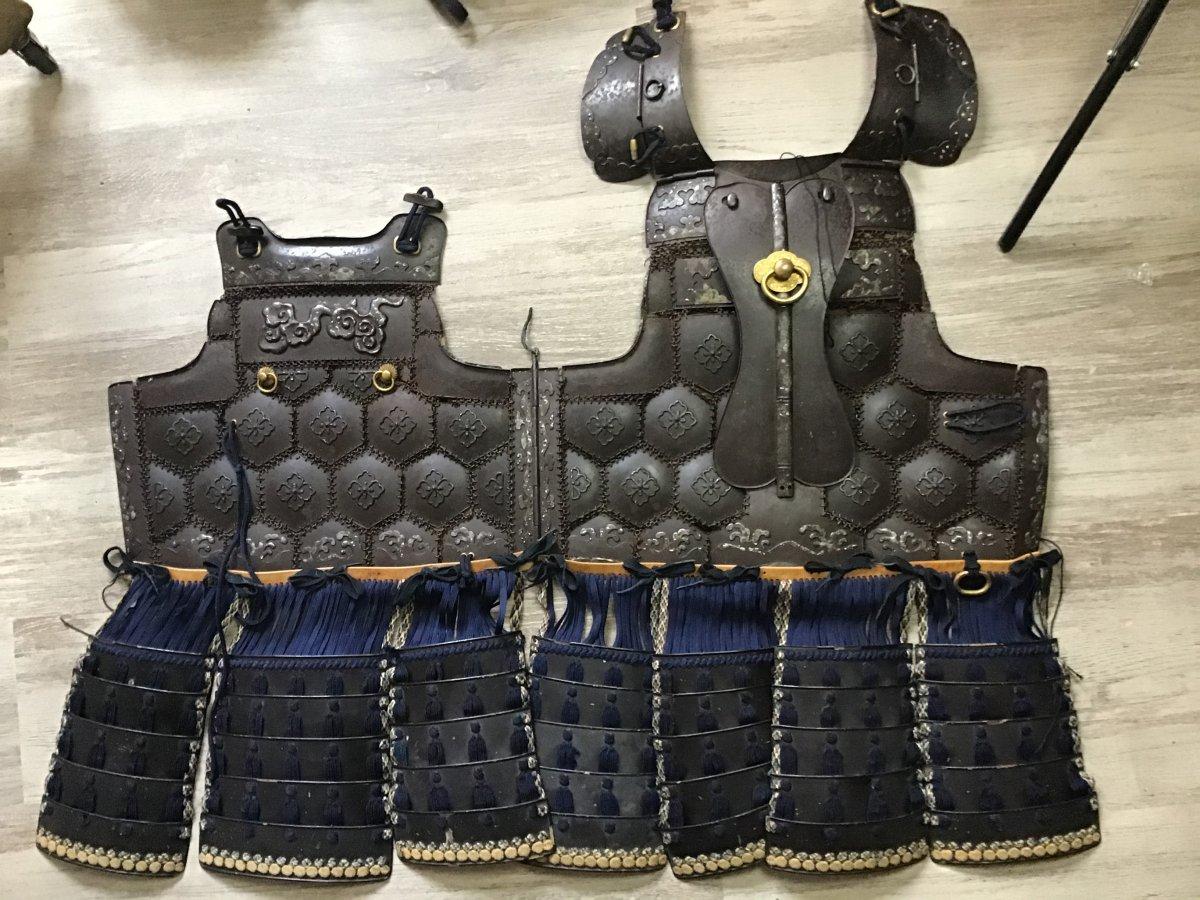 Tatami Do Gusoku,armure samourai japon-photo-7
