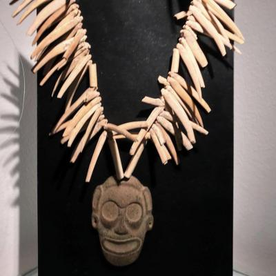 Taino Necklace, Santo Domingo