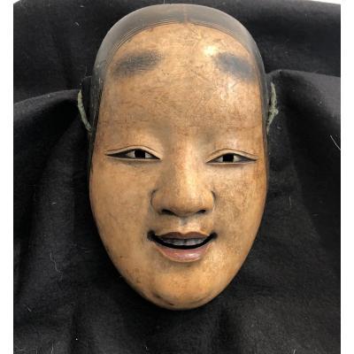 Ko Omote,masque Noh,18 Em