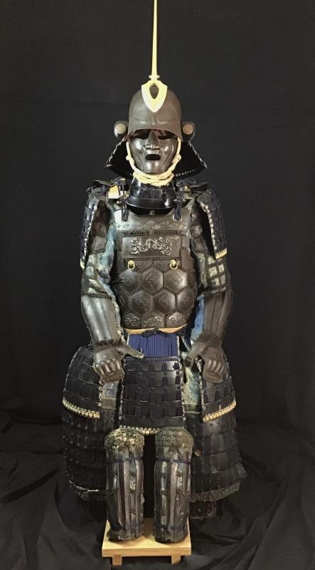 Tatami Do Gusoku,armure samourai japon-photo-2