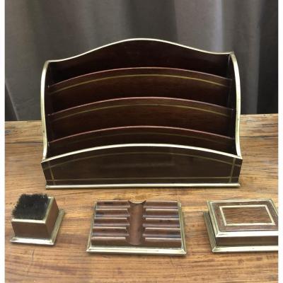 Mahogany Desk Kit