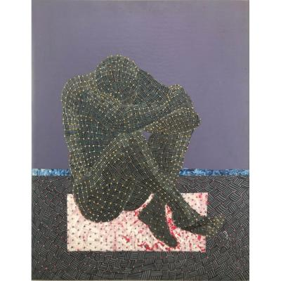 Ibrahim Ballo, Painting
