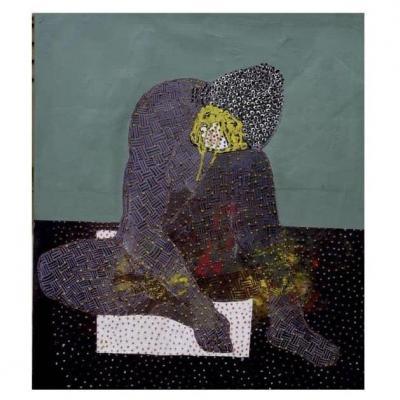 Ibrahim Ballo Painting
