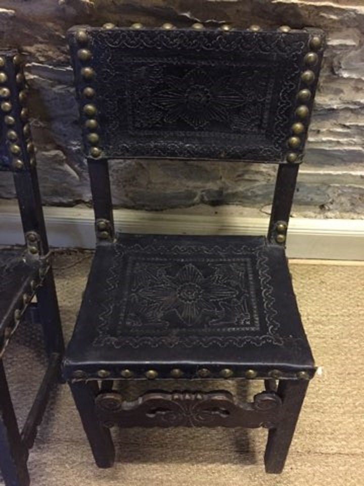 Pair Of Portuguese Chairs-photo-1