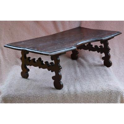 Table d'Accouchée, Espagne, XVIIème Siècle