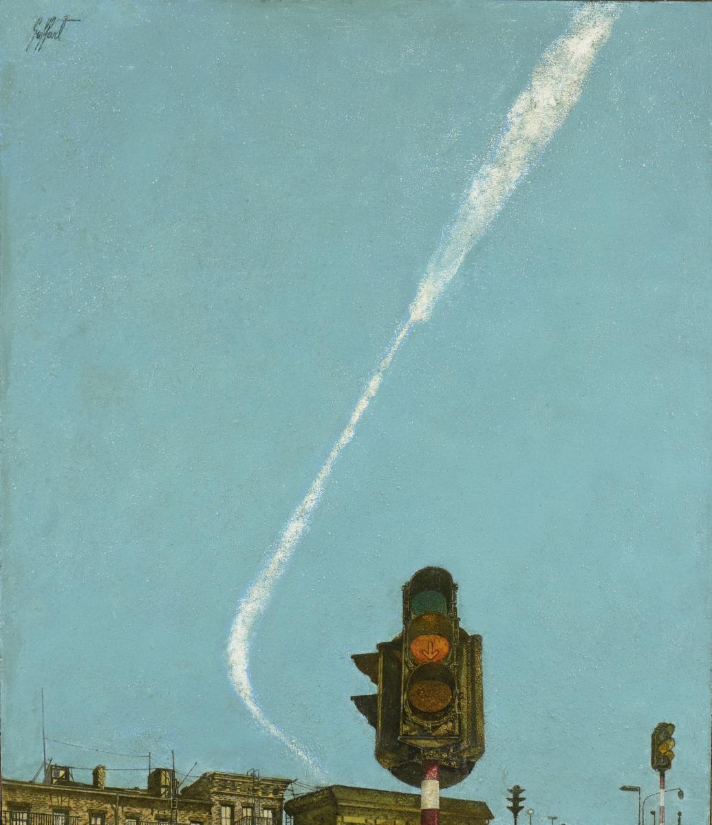 """""""Le Mur Du Son"""" Jean Goffart 1979"""