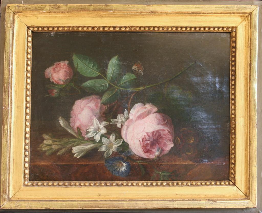 Julie Guyot, Nature morte aux fleurs