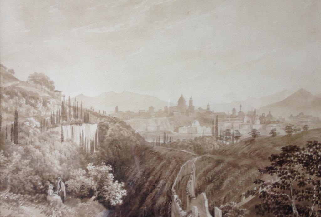 """W. Johnson """"la Ville De Raguse"""""""