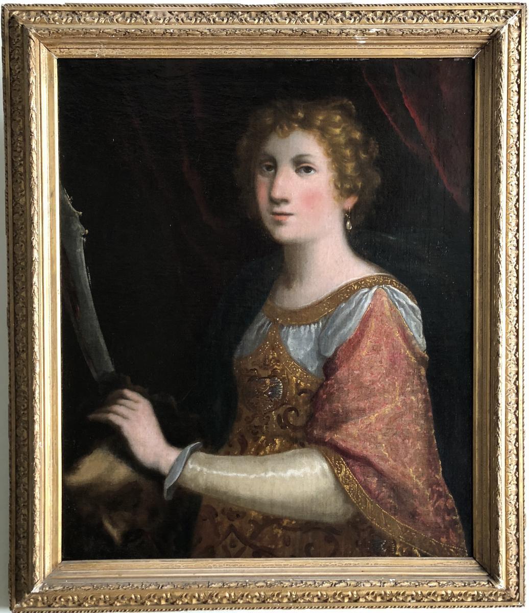 Ottaviano Dandini, Judith Et Holopherne