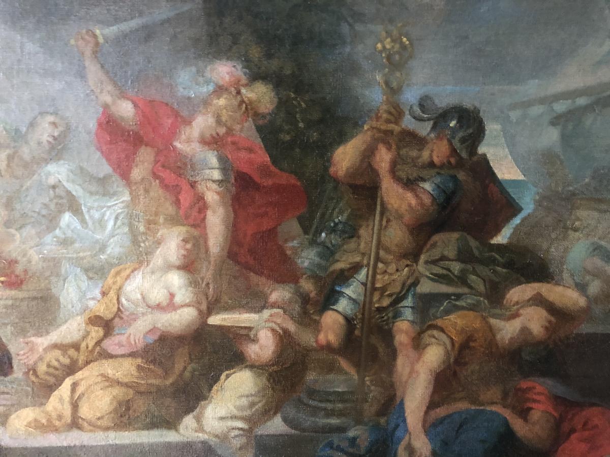 Jean Bonvoisin, Le Sacrifice De Polyxène