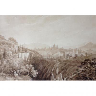 "W. Johnson ""the City Of Ragusa"""