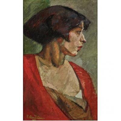 Paule Yvonne Quillien (Paris  1898 – 1923), La Garçonne, 1920