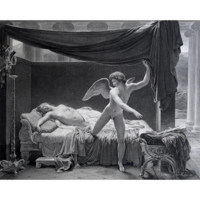 Burdet, After Picot, Psyche And Love, Burin