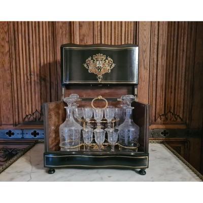 Napoleon III Liquor Cellar