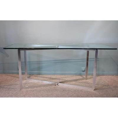 Table - Console Par Michel Boyer