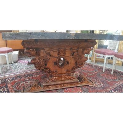 Grande Table Style Renaissance