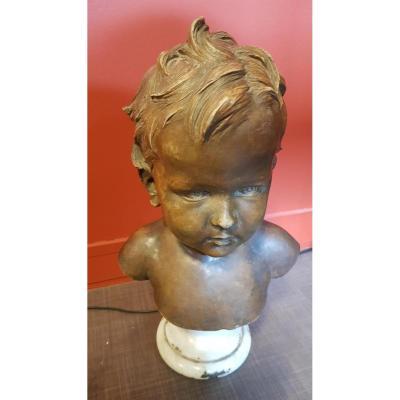 Buste d'Enfant XVIII ème