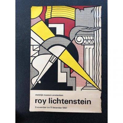 Affiche De Roy Lichtenstein 1967