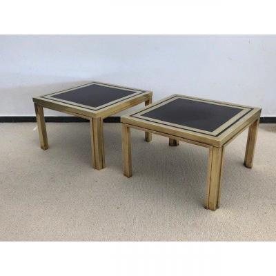 Pair Of Coffee Tables 1975