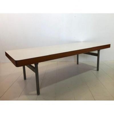 Rare Table Basse De Georges Frydman Circa 1950