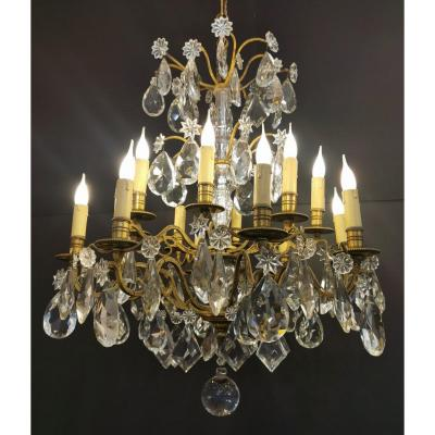 Lxvi Style Chandelier 15 Arms Of Light.