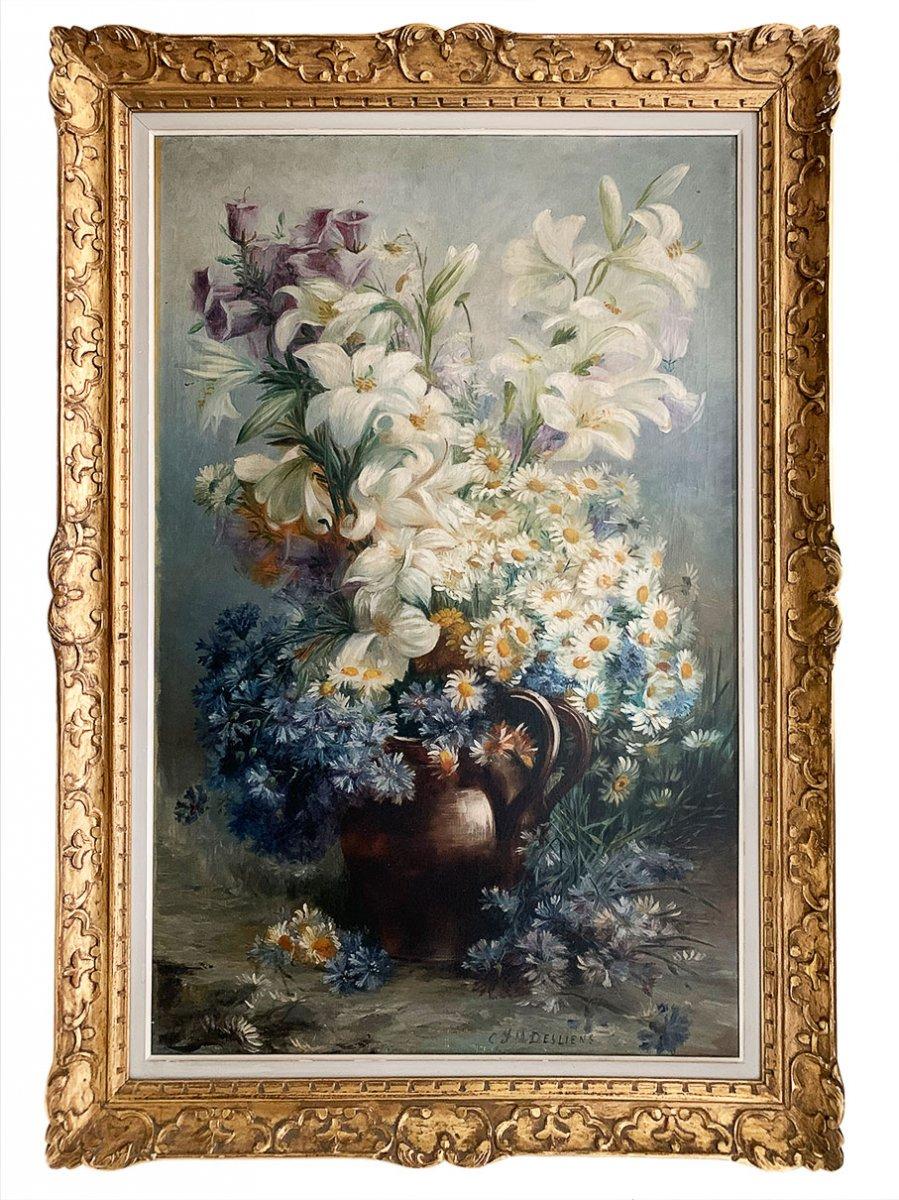 """Marie Desliens & Cécile Desliens """"bouquet"""