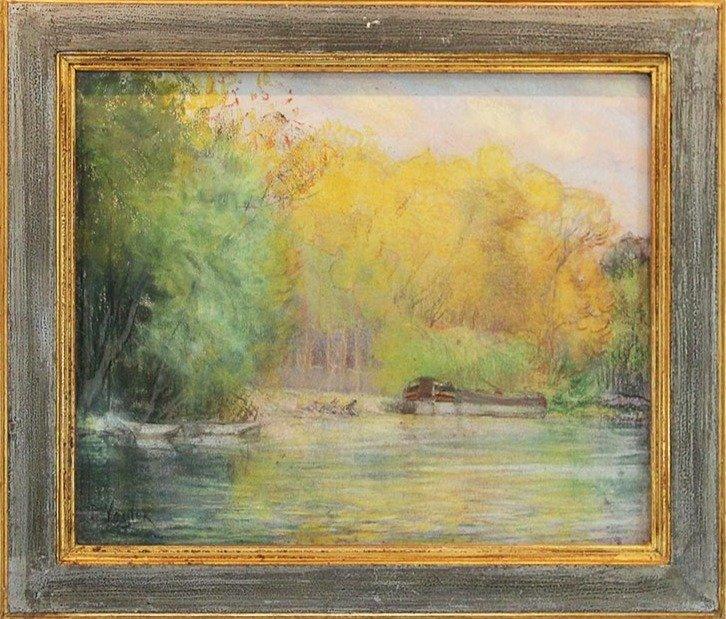 """Paul Vogler """"the Houseboat"""
