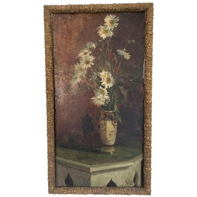 "Alexandre Jacob ""flower Bouquet And Perfume Burner"