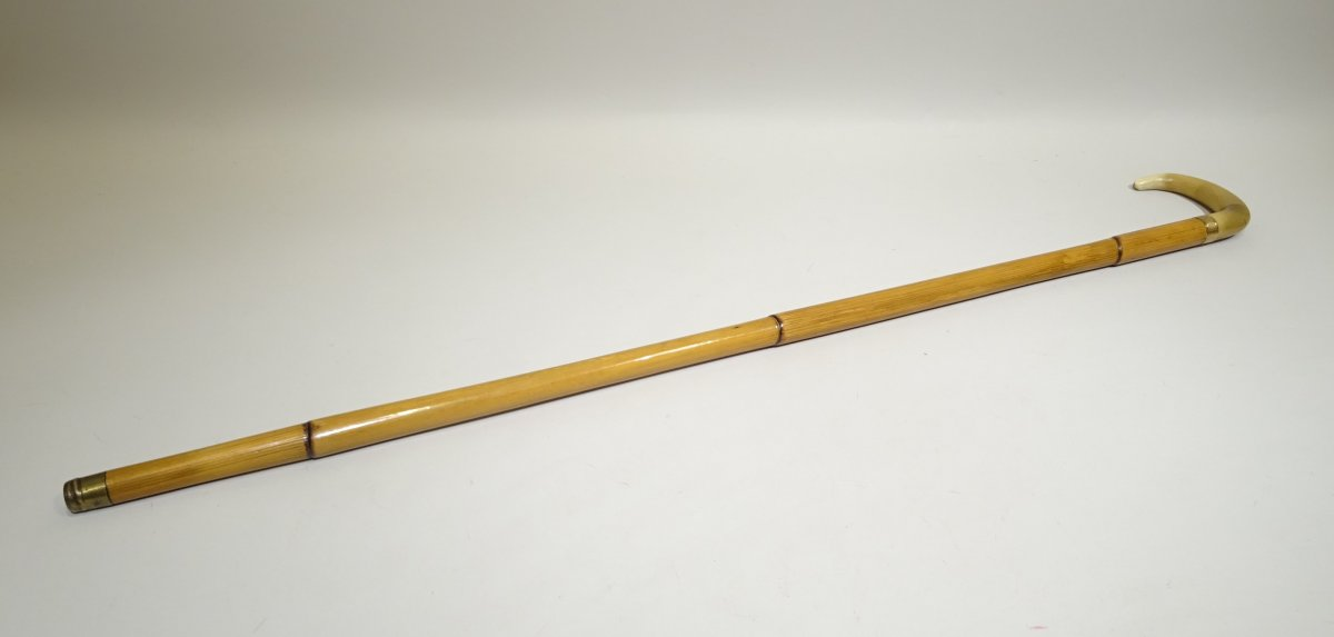 Measuring System Gadget Cane For Undertaker (rare System).-photo-4