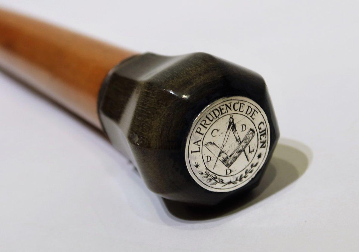 Mason Companion Cane Made Circa 1890/1900