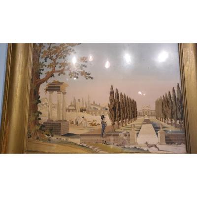 Broderie (peinture A l'Aiguille)